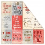 Papier 30x30 - Loft Christmas Wishes