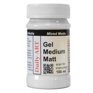 Gel Medium Matt - Medium żelowe